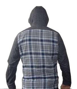 Hoodie Camiseta (buzo Capota Camiseta Hombre)