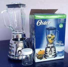 Licuadora Oster 3 Velocidades vaso de vidrio