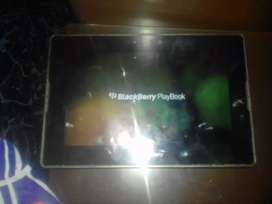 Se vende tabled Blackberry PLAY BOOK  o se cambia por celular la tabled esta en buen estado