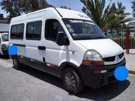 Vendo Minivan Renault