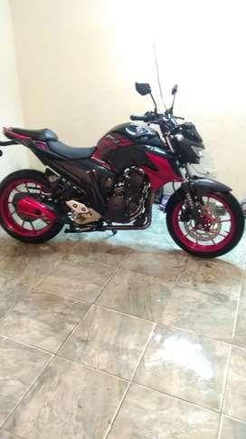 Vendo yamaha fzn 250 cc tecno y soat recientes