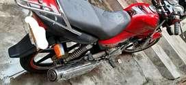 Honda cb 125 storm