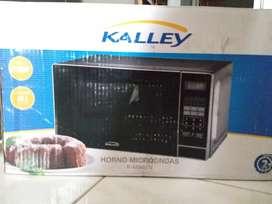 NEGOCIABLE Horno Microondas Kalley  K-MW07N NUEVO segunda mano  Los Tejados