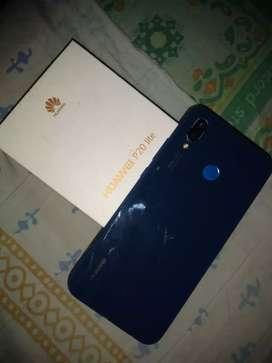 Huawei p20 lite , exelente estado con factura y caja