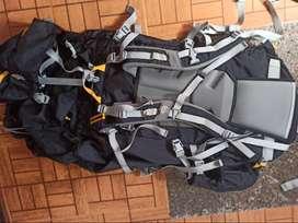 Maleta de montañismo original Hard wear