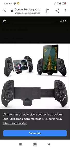 Control ipega para celular, tablet o nintendo switch