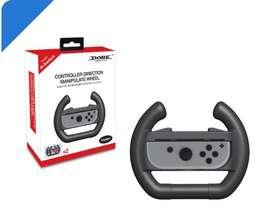 Volante De Carreras X2 Unidades Para Nintendo Switch