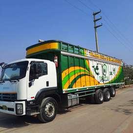 venta de camion isuzo 2021 - 20ton