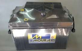 Bateria MOURA 12x90 HILUX M28TD/M90TD nueva sellada garantia quilmes oeste flete envio domicilio toyota honda hyundai vw