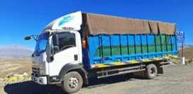 Se vende camion Isuzu 8 Toneladas
