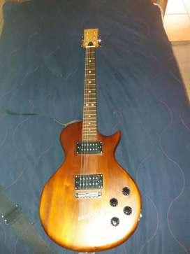 Guitarra eléctrica faim 1978
