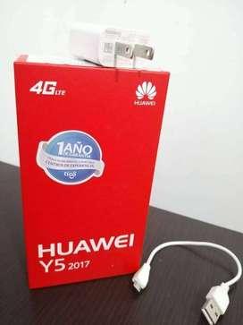 Hermoso Huawei Y5 perfecto