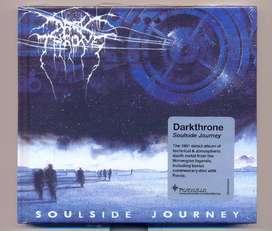 DARKTHRONE - Soulside Journey CD Digipak Doble - NUEVO - sellado