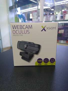 Cámara Web Xkim Oculus FullHD