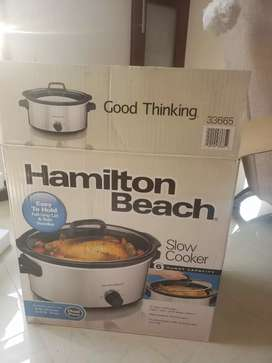 OLLA COCCION LENTS HAMILTON BEACH