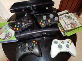 Se vende Xbox 360 usado en buen estado. Negociable