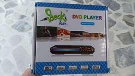 DVD CON USB NUEVOS!! CONTROL REMOTO Y VIDEO