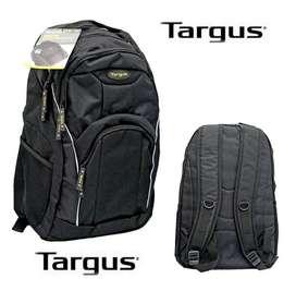 "Mochila Targus Motor Backpack 16"" NEGRO (TSB194DI)."