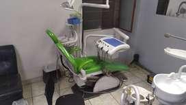 Unidad dental hidráulica