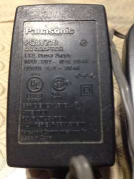 Vendo cargador de telefono inalambrico panasonic