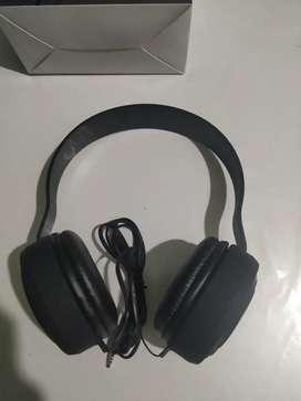 Auriculares stereo marca lelisu original