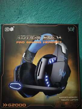 Auriculares PRO GAMING HEADSET