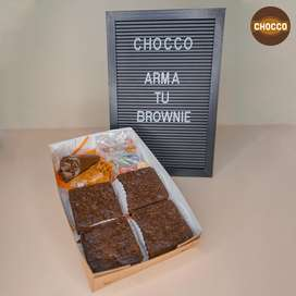Kit arma tu brownie