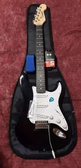 Vendo guitarra eléctrica impecable leer descripción