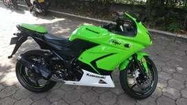 Ninja 250R 2010 único dueño muy consentida y original 100%