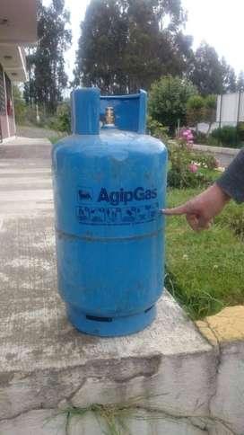 CILINDRO DE GAS AZUL
