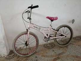Bicicleta de mujer BMX