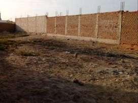 Terreno Con Cerco Construido En Cieneguilla