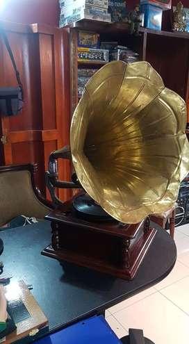 Victrola Gramofono antiguo