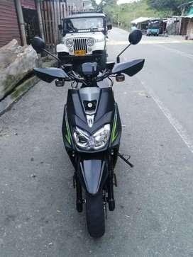 Yamaha bws 125 Fi