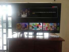 Se vende televisor smart de 42 pulgadas samsung