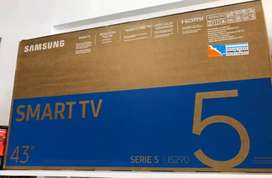 Vendo Caja de TV Samsung 43 pulgadas