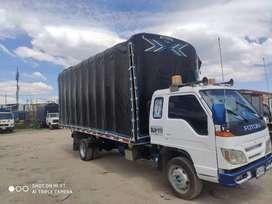 Vendo o permuto camión Foton