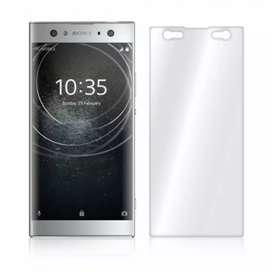 Vidrio Templado Protector Sony Xperia XA2 Ultra