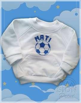 Buzos para Bebes Personalizados