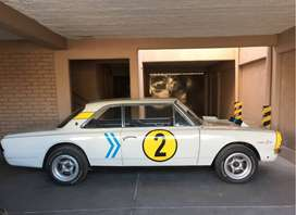 Torino 380 replica Nurburgring