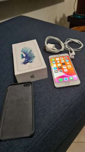 Vendo iPhone 6s plus 16gb