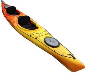 Kayak de Travesía... Fisher