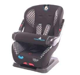 silla para auto con barral mickey