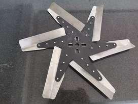 Ventaviola Aspa aluminio