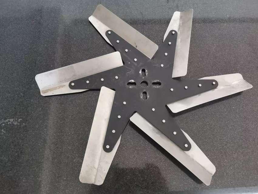 Ventaviola Aspa aluminio 0