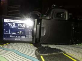Nikon d5100 espectacular 12119 disparos