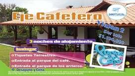 Disfruta Eje Cafetero