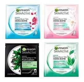 Garnier skin active mascarilla nutritiva 2021