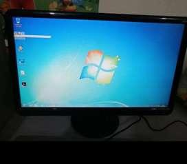 """Computador (HP) 22"""" completo Hewlett Packard"""