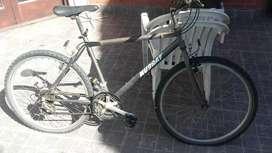 Vendo bicicleta cn cambio